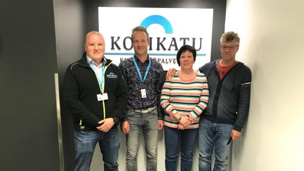Porilainen J&H Talohuolto Oy osaksi Kotikatua