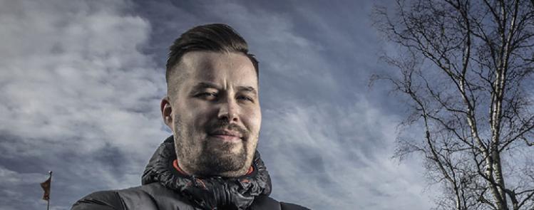 Työnjohtajien esimies Jaakko Yrjölä