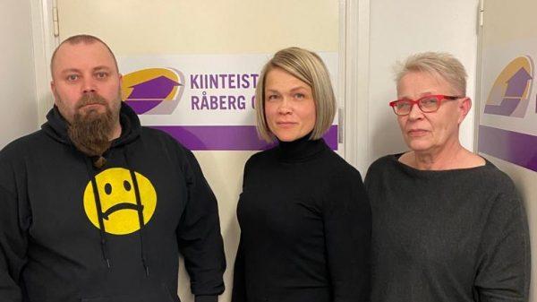 Porilainen Kiinteistöhuolto Råberg osaksi Kotikatua