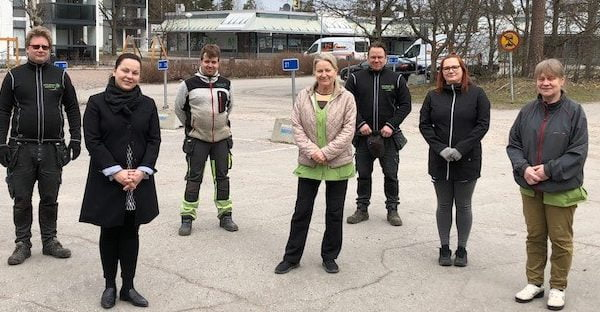 Kiinteistöhuolto Reijo Niemi jatkaa lahtelaisen Satulakadun Huolto Oy:n huolto- ja siivousliiketoimintaa