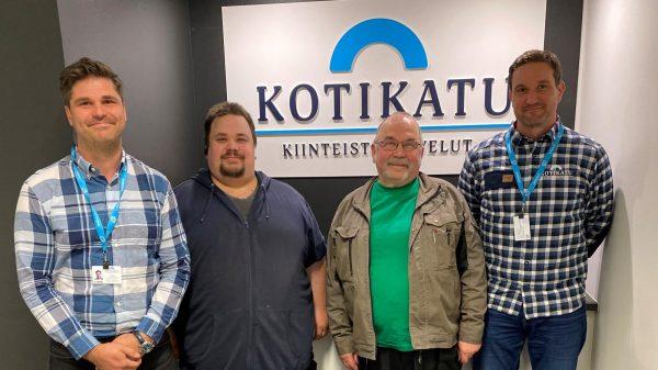 Kallion Kiinteistöhuolto Oy osaksi Kotikatua
