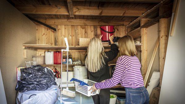 Varastojen, kellareiden ja vinttien siivousvinkit