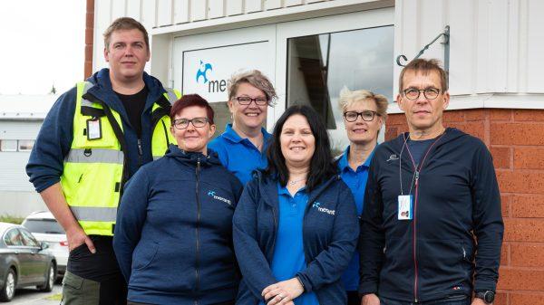 Oululainen Meranti Siivouspalvelut osaksi Kotikatua