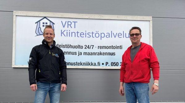 Vihdin Rakennustekniikka VRT Oy osaksi Kotikatua